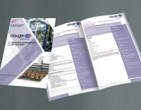 Clauger's training brochure in industrial refrigeration